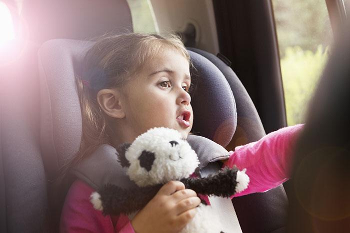 Фото №2 - Застряли в пробке: идеи для игр с ребенком в автомобиле