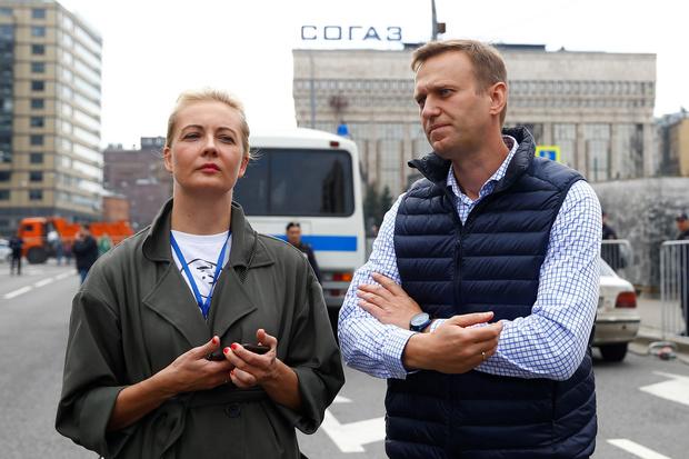 Фото №2 - «Мне о Вас рассказывали другое»: Рошаль ответил на письмо жены Алексея Навального