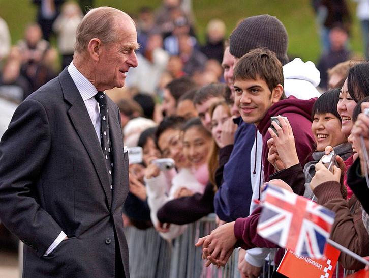 Фото №2 - Редкий момент: принц Филипп сделал новое официальное заявление