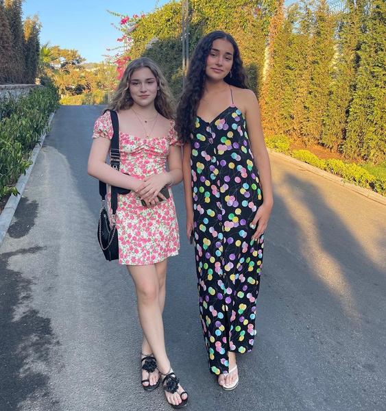 как изменились дочки Алсу за лето— фото