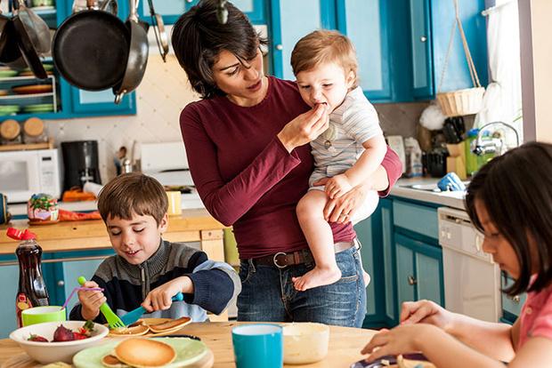 Фото №2 - Капризы в  еде: стратегии для родителей