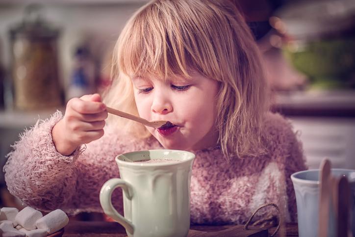 Фото №1 - Какао для малышей