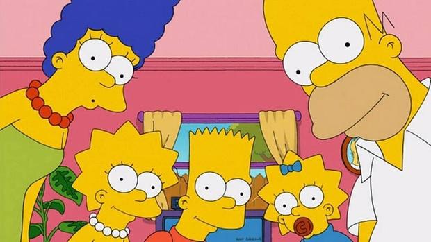 Фото №1 - «Симпсонов» продлили еще на два сезона!