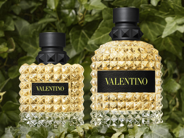 Фото №1 - Ароматы дня: Born in Roma Yellow Dream Donna & Uomo от Valentino