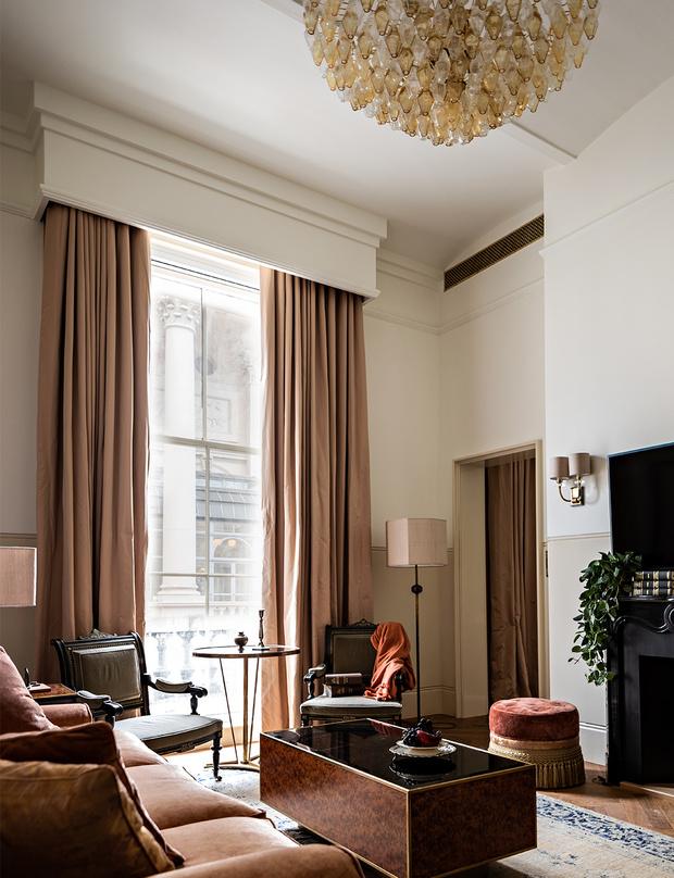 Фото №5 - Романтичный отель NoMad в Лондоне