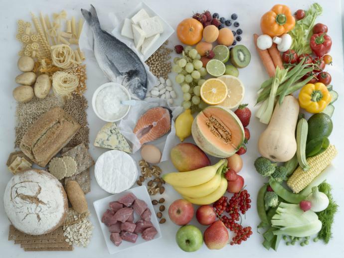 5 самых действенных диет на лето