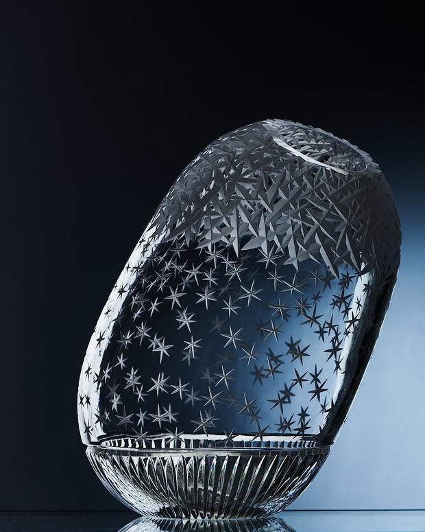 Фото №2 - Хрустальные вазы Ольги Трейвас