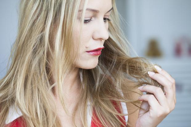 Бальзам для жирных волос