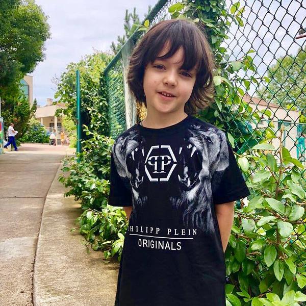 Фото №1 - «Это у него от меня»: Киркоров рассказал о главном страхе 8-летнего сына