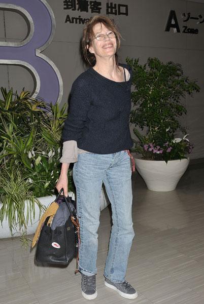 Джейн Биркин, 2011 год