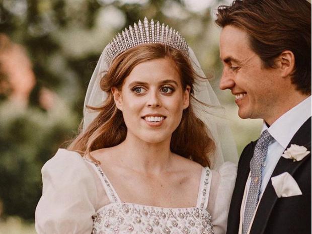 Фото №2 - 5 секретов свадебного макияжа британских принцесс и герцогинь