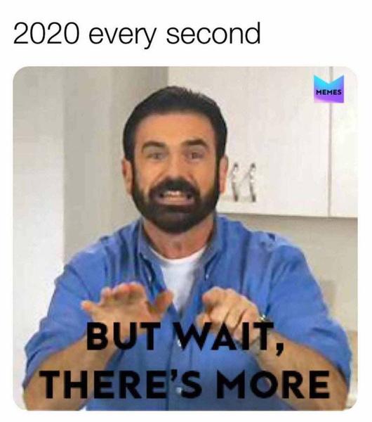 Фото №17 - 20 мемов, которые идеально описывают 2020 год