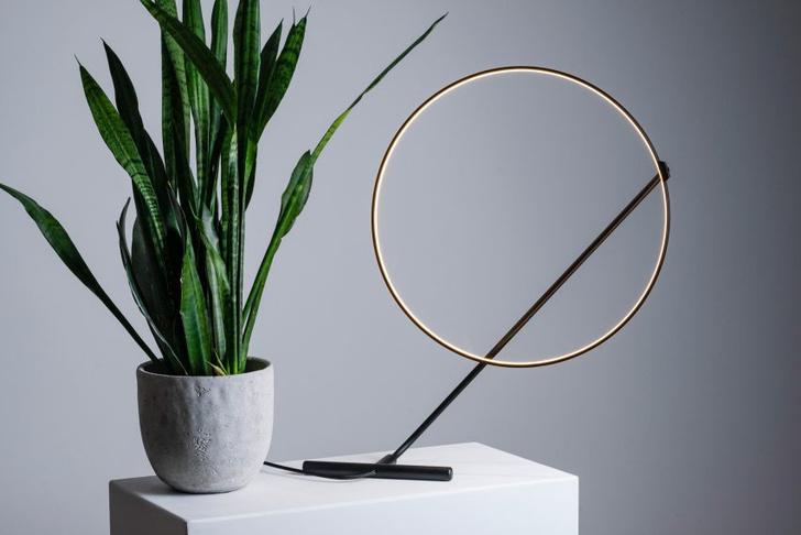 Фото №4 - Круг света: интерактивный светильник Poise