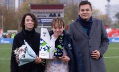 Не без помощи Собчак: как 13-летняя Арина Акатьева доказала, что у женского футбола в России будущее есть