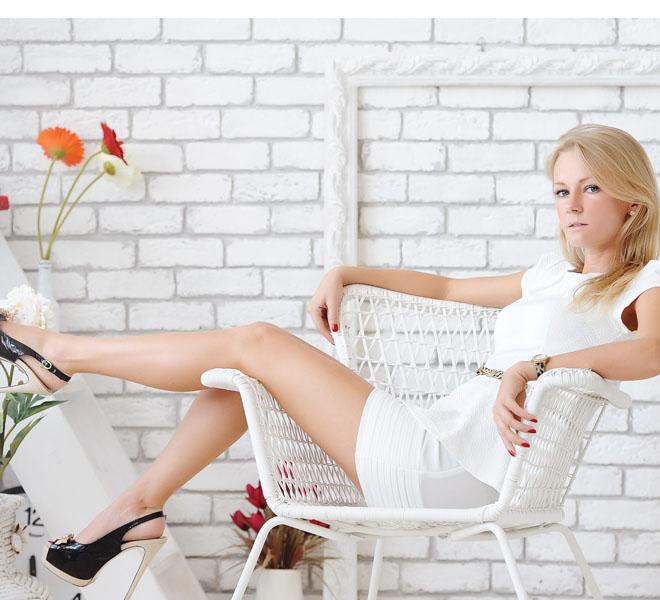 Фото №20 - Самые очаровательные блондинки Белгорода