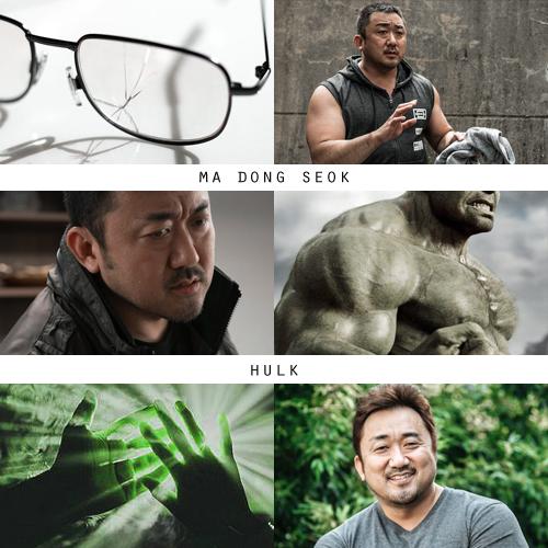 Фото №8 - Корейский Marvel: кто играл бы в «Мстителях», если бы их снимали в Южной Корее 🐱🏍