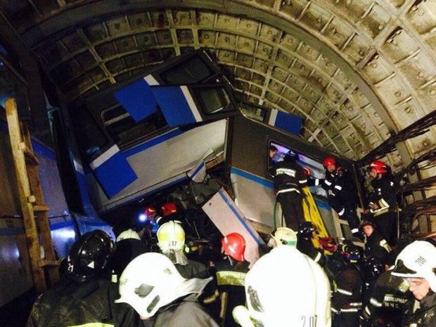 трагедия в московском метро: последствия