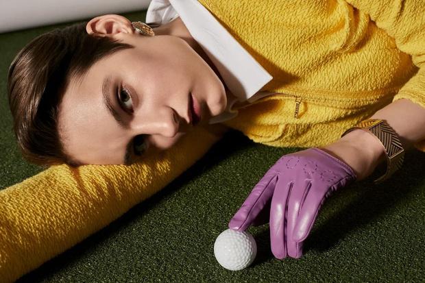 Фото №3 - Богги и броги: играйте в гольф и носите винтаж на майских праздниках