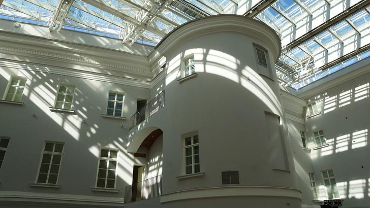 Фото №4 - Архитектурные прогулки: Петербург «культурный». Часть вторая