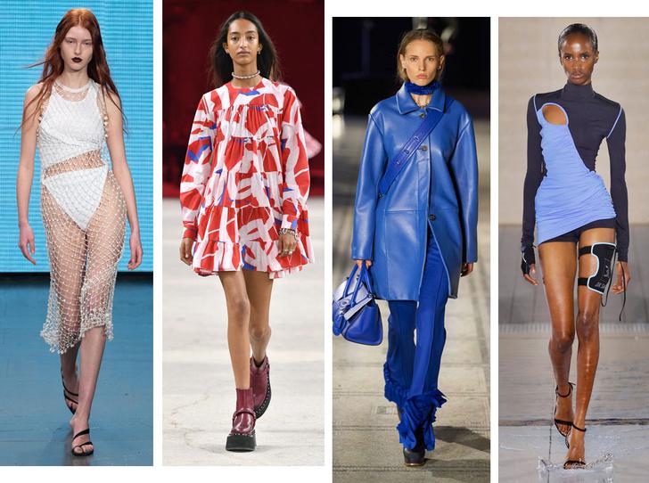 Фото №1 - Тренды весны и лета 2022 с Недели моды в Лондоне