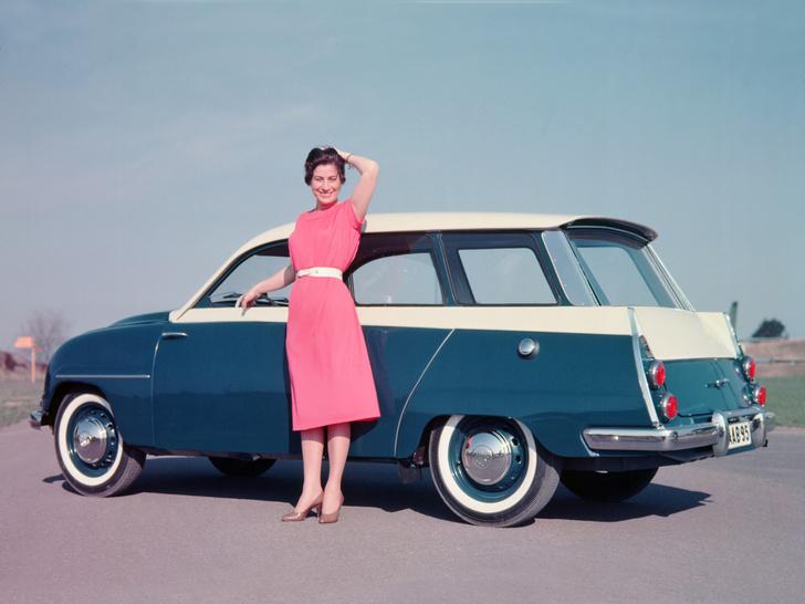 Фото №4 - Головокружительный взлет и стремительное падение: история автомобильной марки Saab