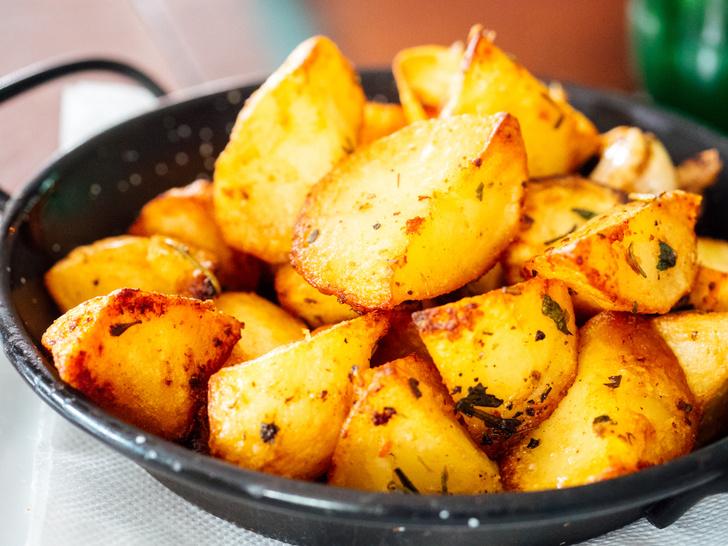 Фото №6 - Просто, дешево и вкусно: 5 рецептов из картошки