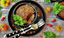 Суфле из куриной печени с болгарским перцем