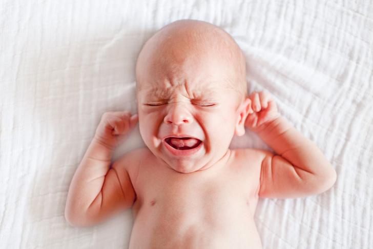 младенец кричит во сне причины