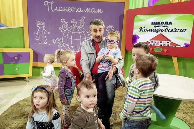Фото №1 - Отвечает доктор Комаровский!