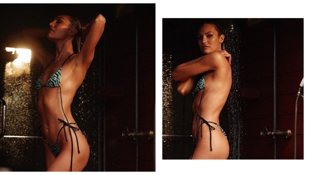 Фото №2 - Секреты красоты Кэндис Свейнпол: уход за кожей, диета, спорт