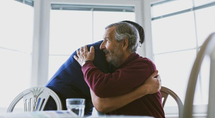 Как и о чем разговаривать со стариками?