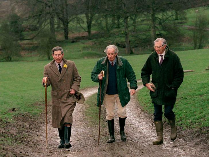 Фото №5 - Любимый бренд королевской семьи: как Виндзоры носят резиновые сапоги Hunter