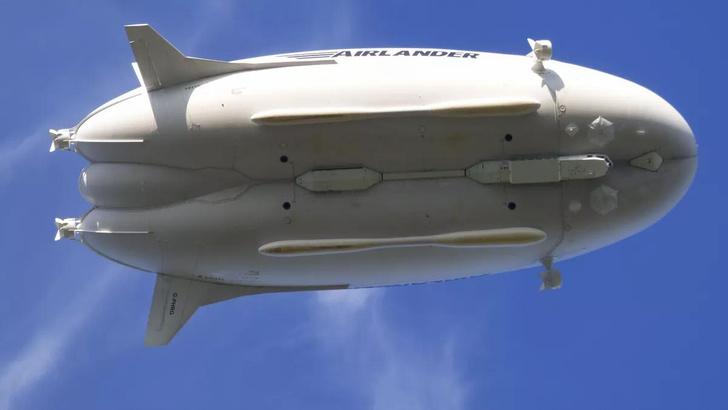 Фото №1 - Самое экологичное воздушное судно в мире удивило дизайном