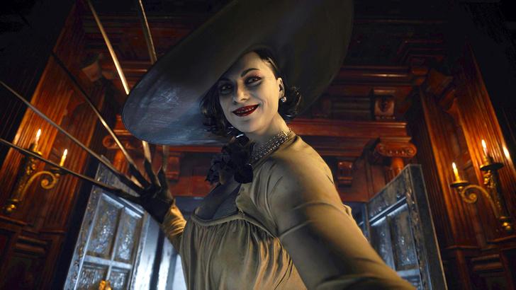 Фото №1 - У игры «Resident Evil: Village» появится мультиплеер 😍