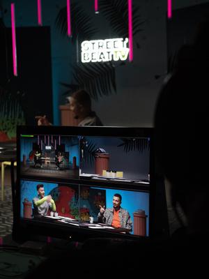 Фото №2 - Street Beat запустили свое шоу на YouTube. Смотри, каких блогеров и музыкантов позвали в качестве приглашенных гостей!