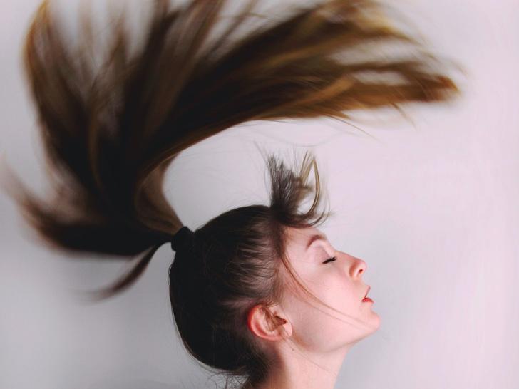 волосы проблемы