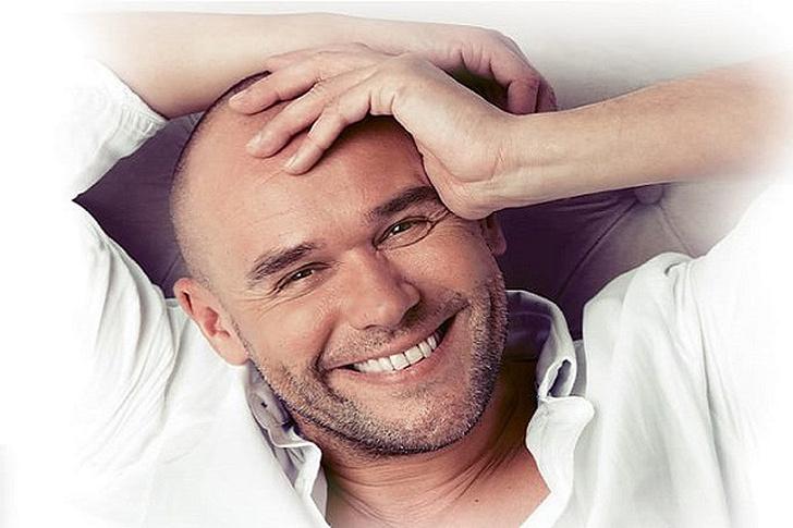Максим Аверин, актер, фото