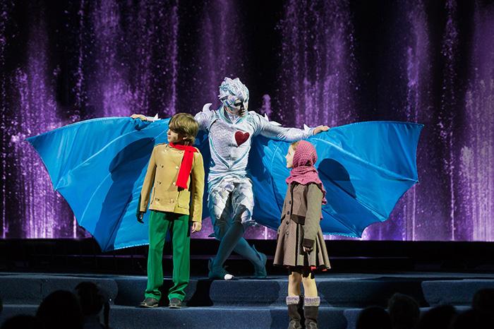 Фото №1 - «Снежный Дракон» в цирке «Аквамарин»