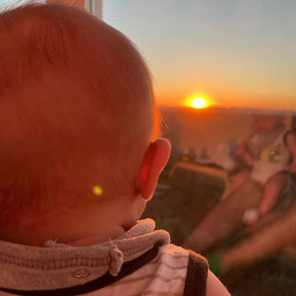 Фото №2 - Марк Богатырев показал умилительное фото с маленьким сыном