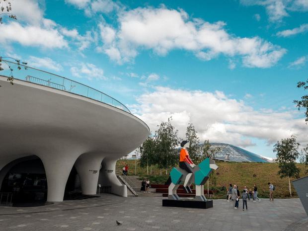 Фото №1 - Культурная программа: что нужно знать о новой выставке в парке «Зарядье»