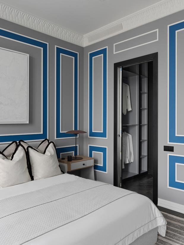 Фото №8 - Светлая квартира в классическом стиле в Москве