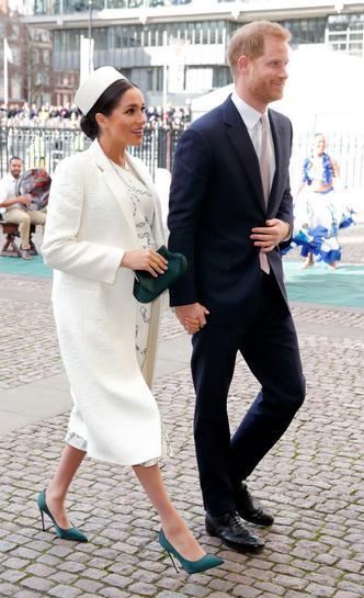 Фото №39 - Стильное положение: как одеваются беременные королевы, принцессы и герцогини