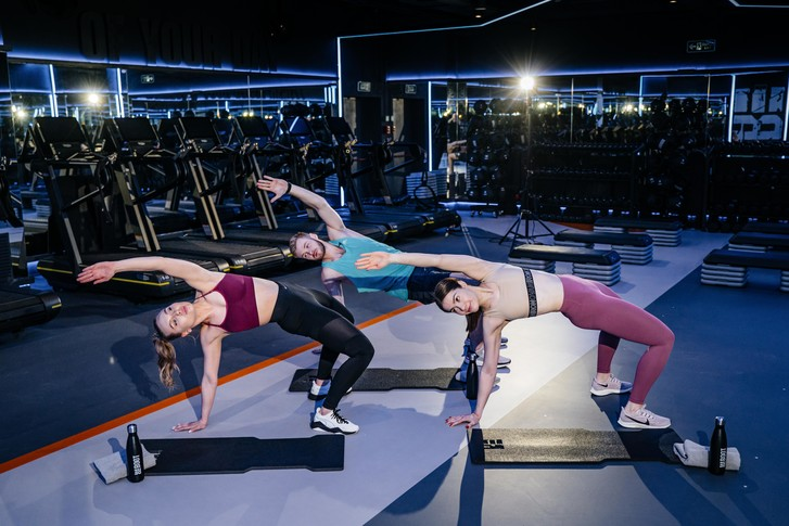 Фото №2 - Прокачай себя! Тренировка c REBOOT LIVE # 4. Программа Full body