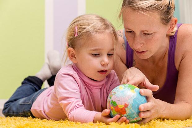 Фото №7 - Я познаю мир: география и природоведение для малышей