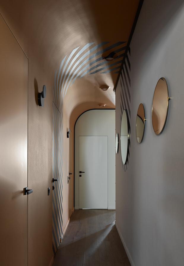 Фото №13 - Необычная яркая квартира 78 м² в центре Петербурга