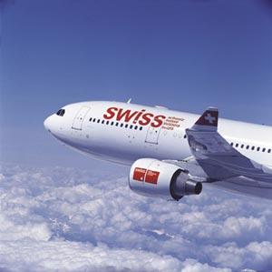 Фото №1 - Новое спецпредложение от Swiss Air
