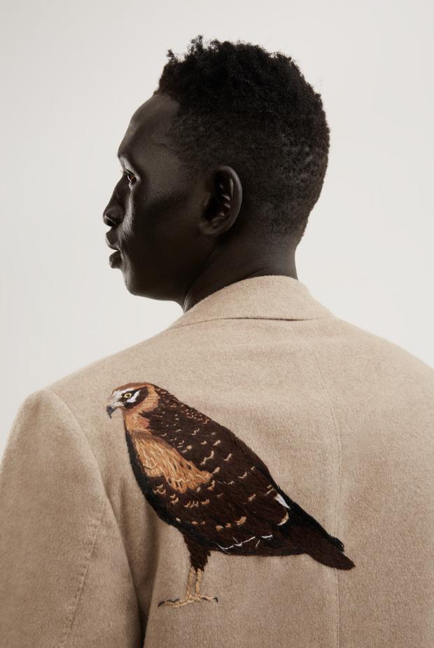 Фото №1 - Носибельные объекты искусства, или Новый способ обновить гардероб. Что нужно знать про завораживающий проект «Биоразнообразие»?