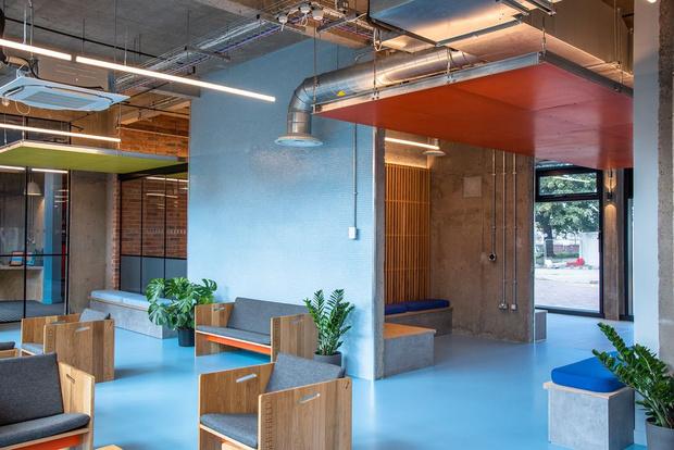 Фото №2 - Студенческое общежитие в духе Ле Корбюзье в Шеффилде