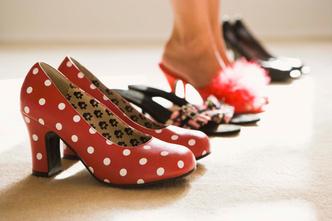 Фото №1 - Обувь для беременных