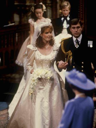 Фото №6 - Свадебный переполох: как Диана «спасла» венчание Сары Фергюсон и принца Эндрю